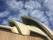sydney, roof, architecture