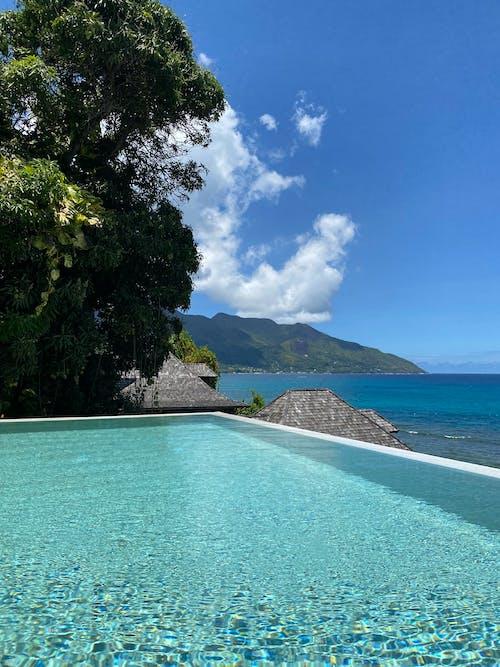 Gratis stockfoto met baai, biljarten, blauwgroen