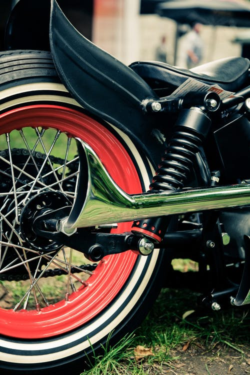 Free stock photo of bike, exhaust pipe, motorbike, motorcycle