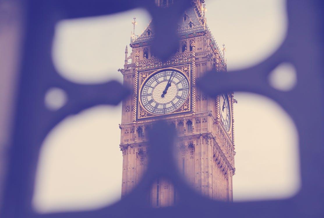 arquitectura, Big Ben, campana