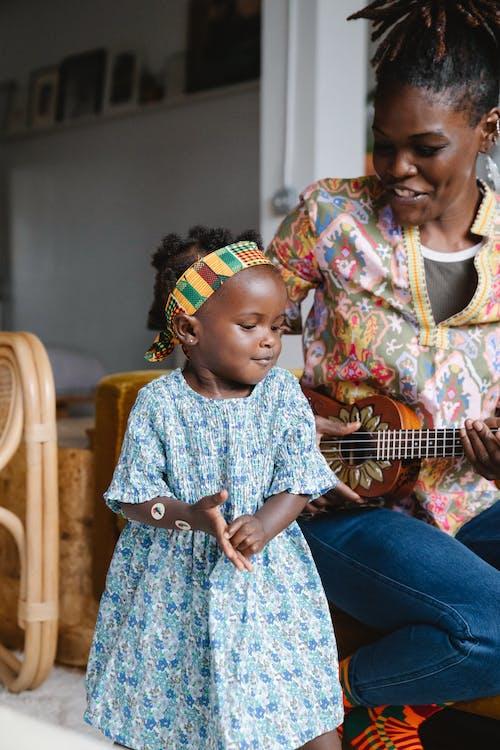 Kostnadsfri bild av afroamerikan, barn, bebis