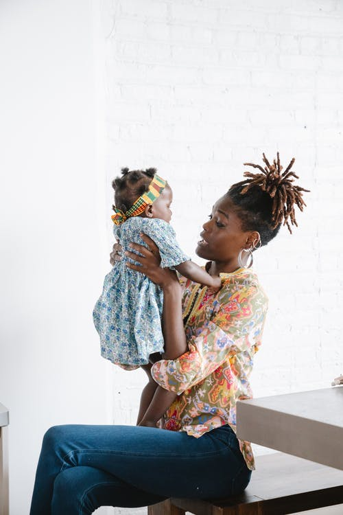Foto stok gratis Amerika Afrika, anak, anak perempuan