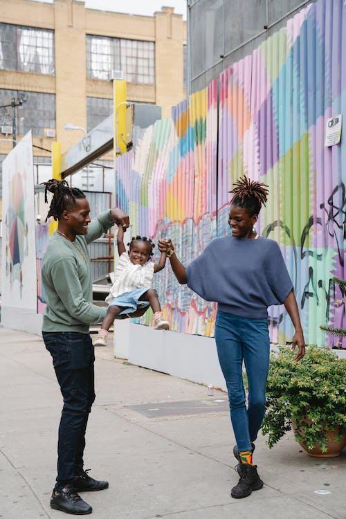 Immagine gratuita di afro-americano, allegro, bambino