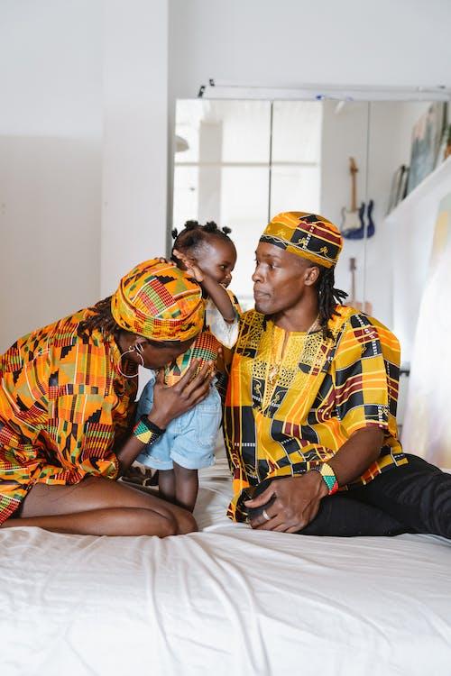 가족, 돌보는, 딸의 무료 스톡 사진