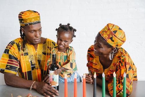 Photos gratuites de afro-américain, célébrer, couple