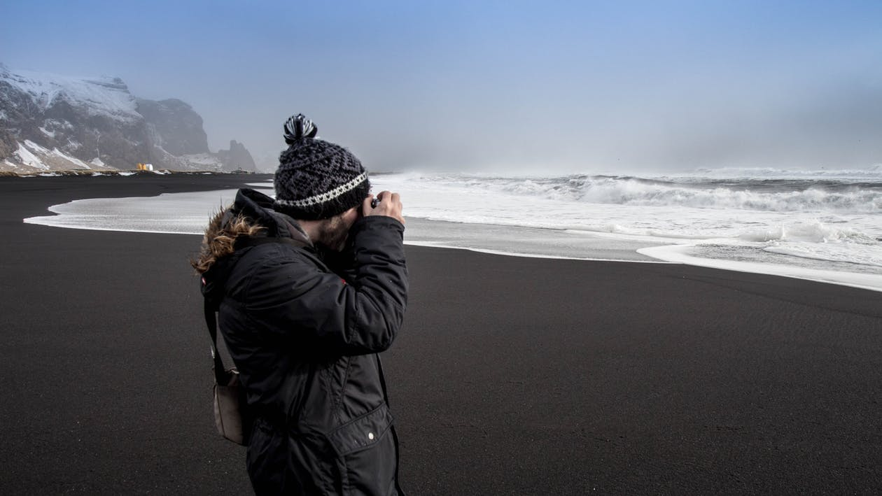 人, 拍照片, 攝影師