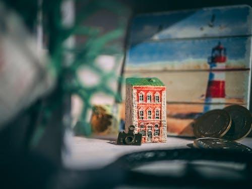 Foto profissional grátis de construção, decoração, edifício, miniatura