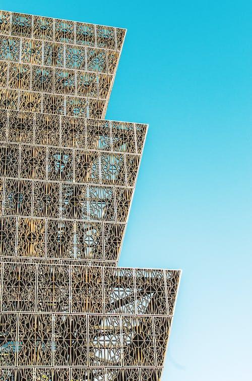 Fotobanka sbezplatnými fotkami na tému architektúra, budova, oceľ, perspektíva