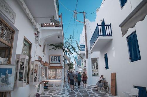 Immagine gratuita di architettura, città, cittadina, edifici