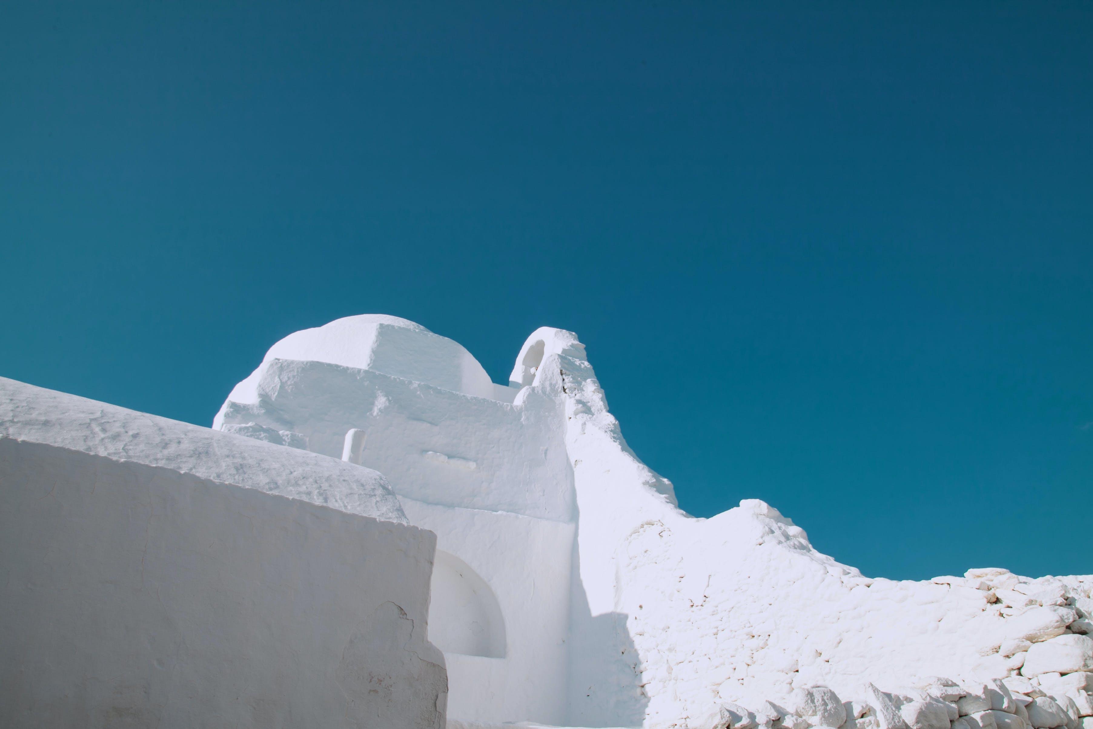 Gratis stockfoto met berg, bevroren, kou, sneeuw