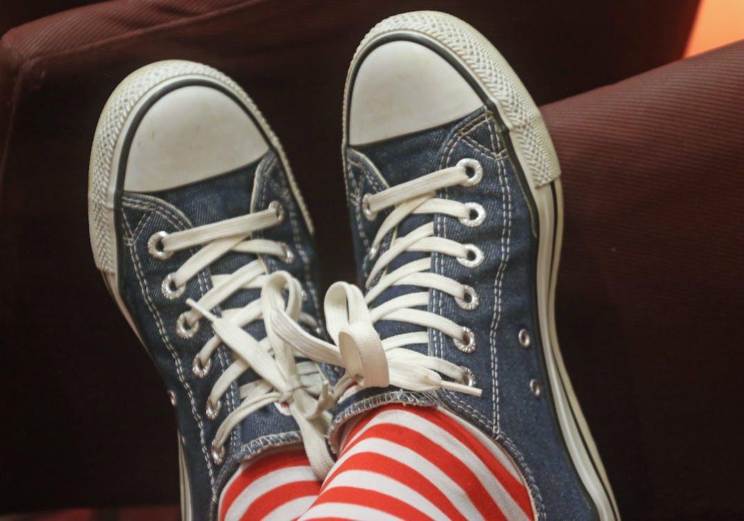 fashionabel, fodtøj, fødder