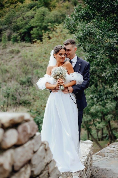 Ilmainen kuvapankkikuva tunnisteilla avioliitto, häät, huntu