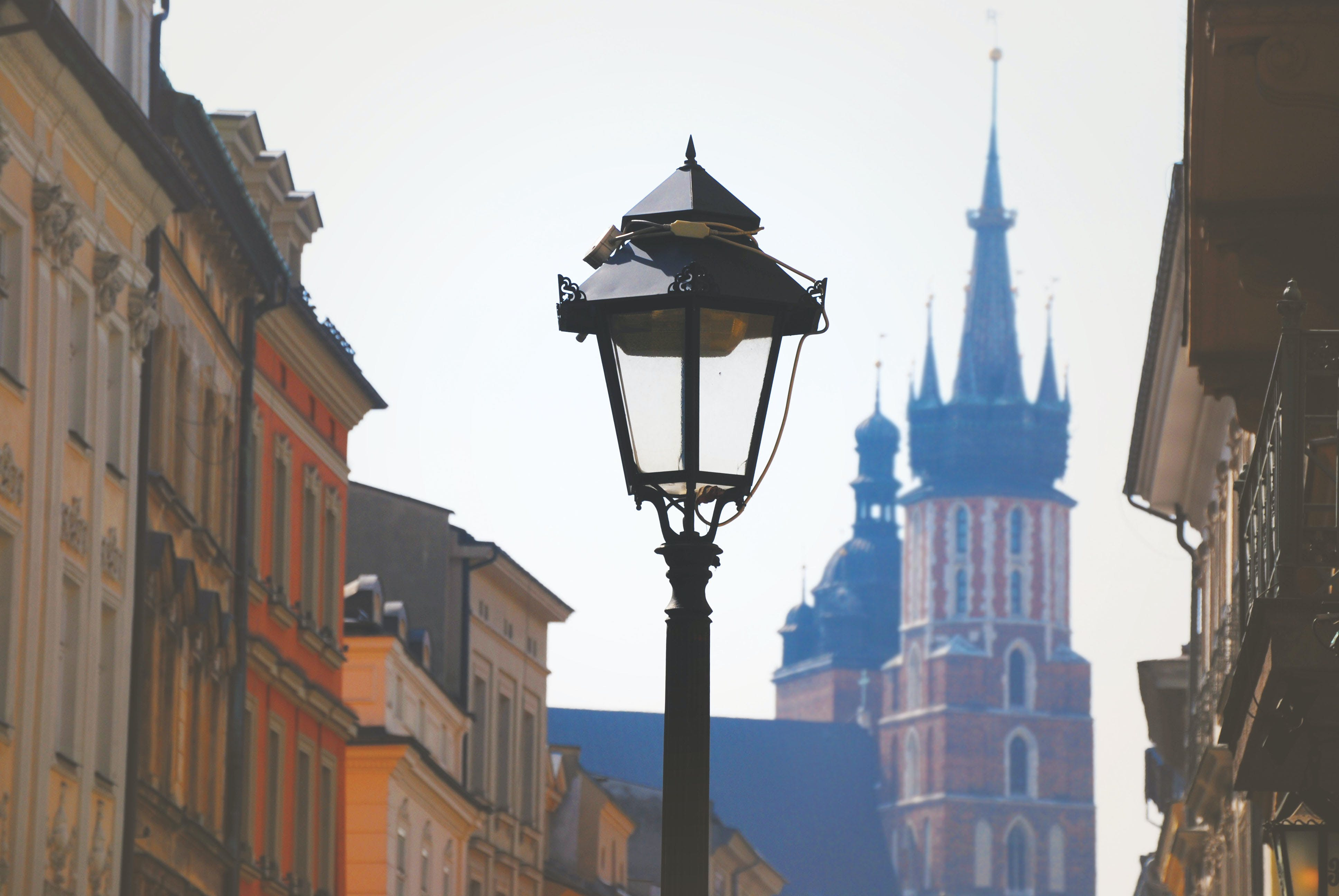 Základová fotografie zdarma na téma bazilika st marys, budovy, krakov, krakow