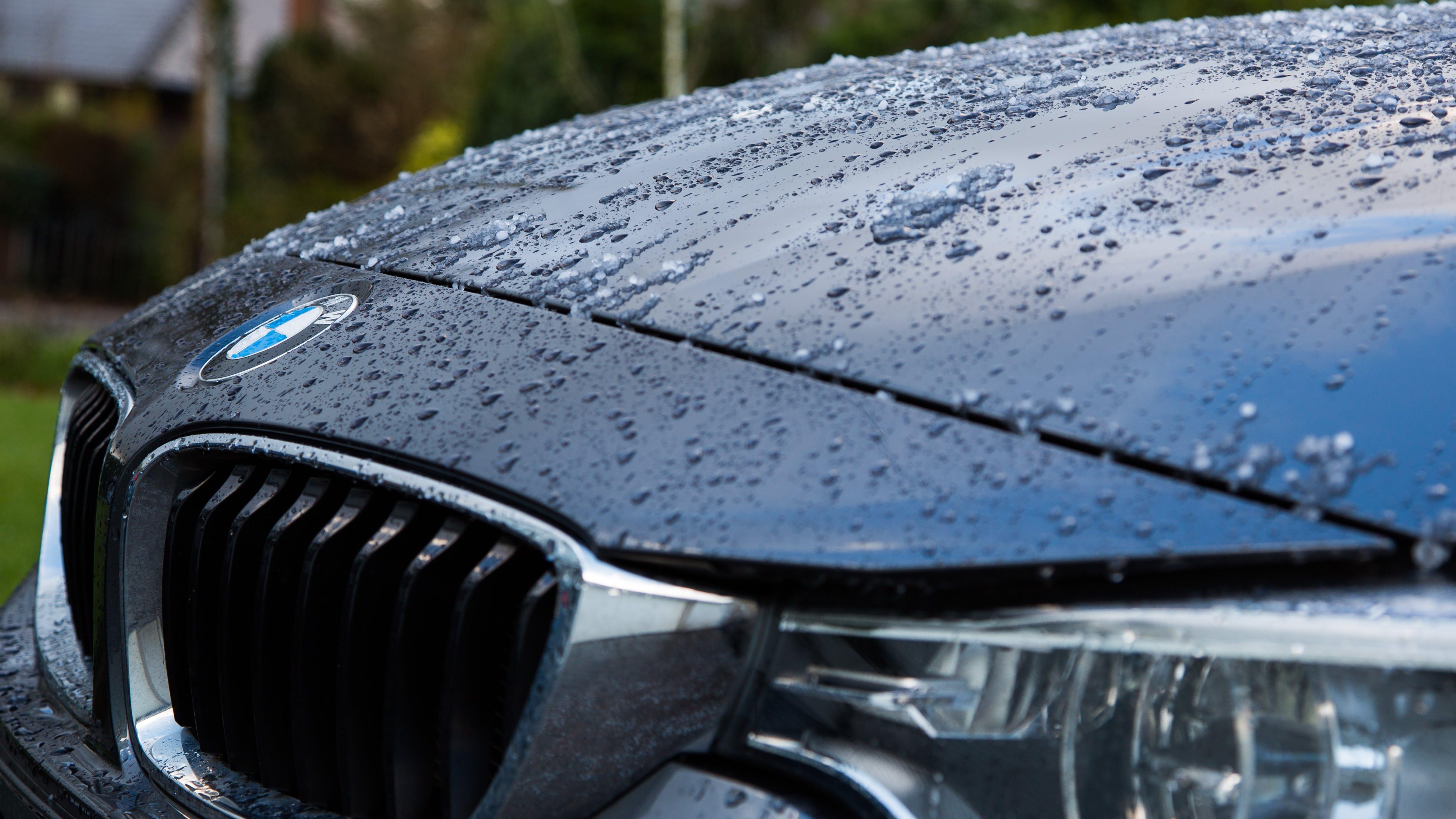 Kostenloses Stock Foto zu auto, reflexionen, wasser