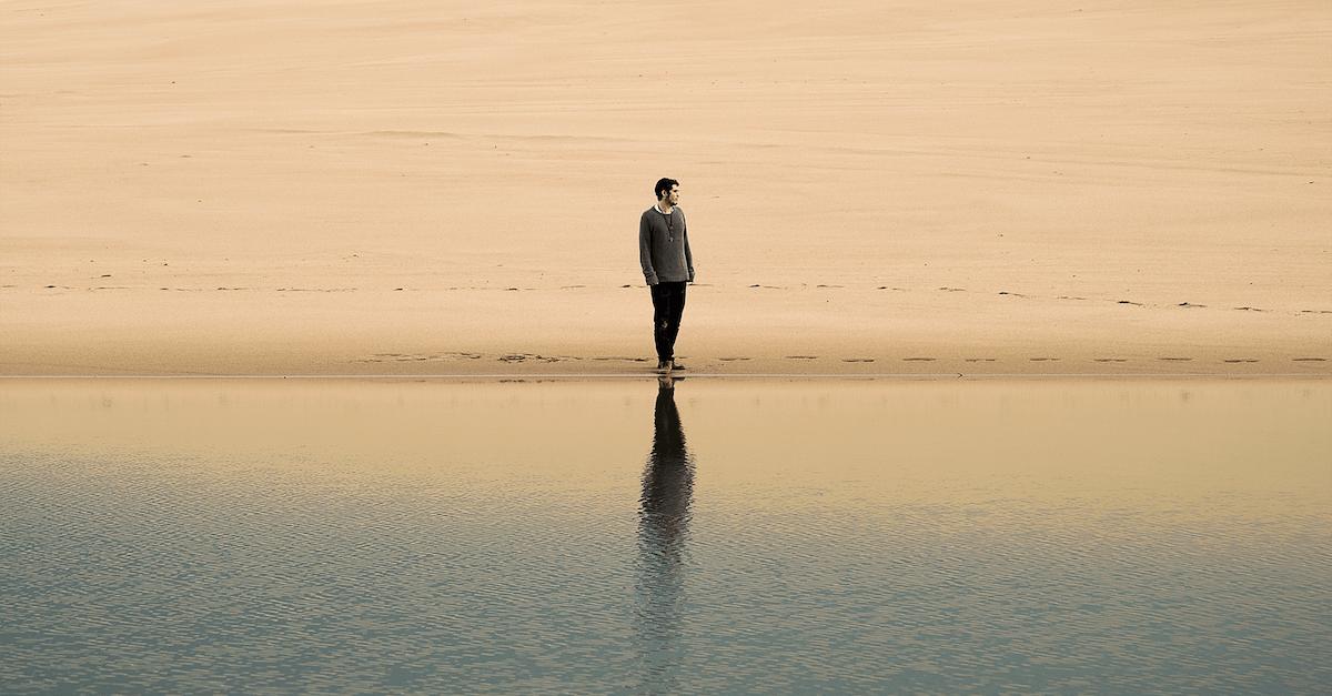 Пляжный минимализм фото