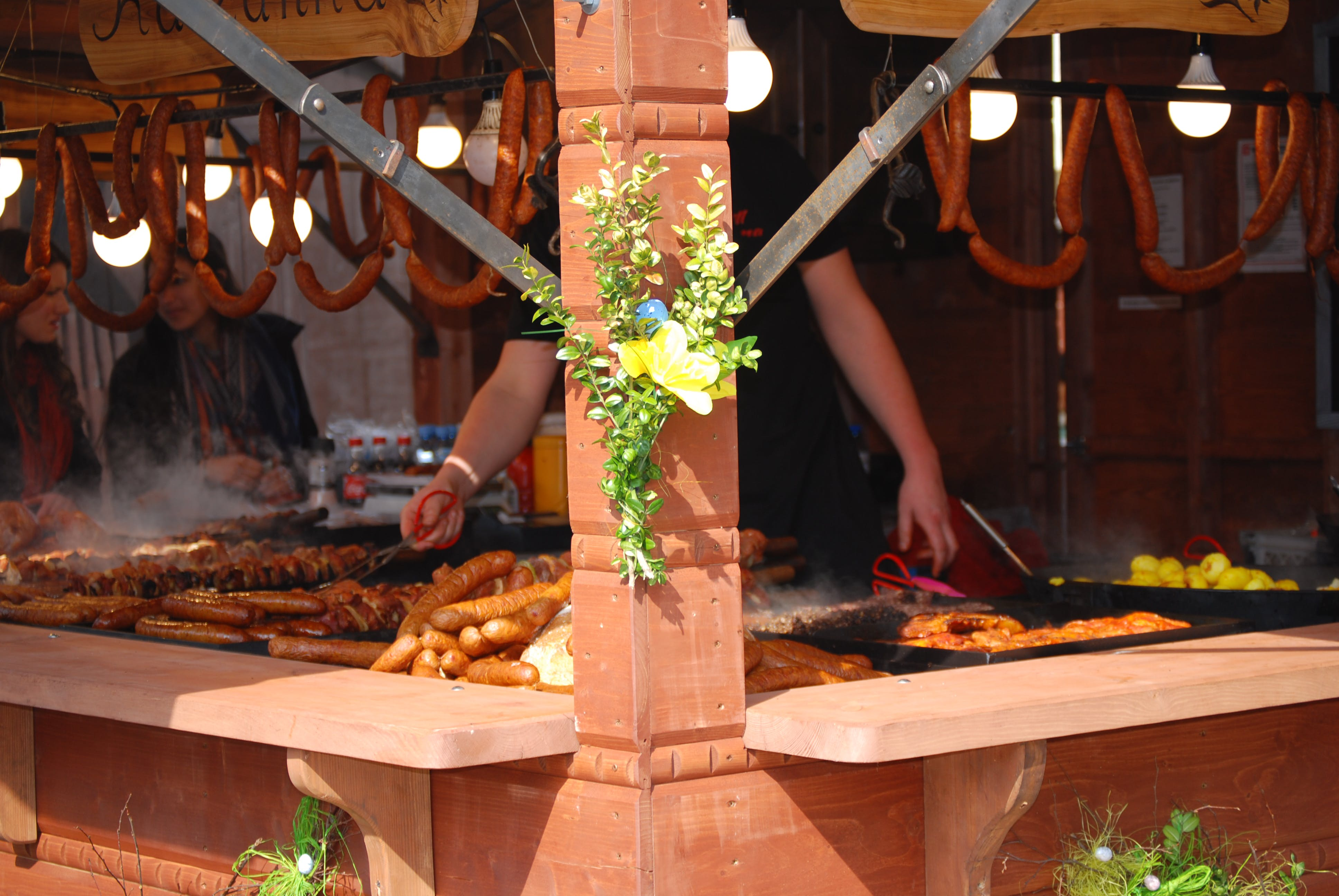 Free stock photo of Booth, cooking, cracow, cultural