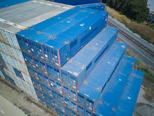 Fotos de stock gratuitas de almacenamiento, carga, cargamento