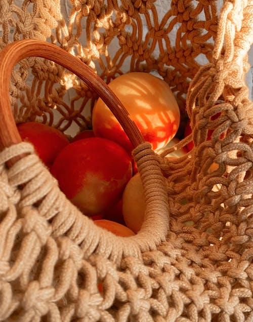 Immagine gratuita di acquisto di cibo, avvicinamento, borsa