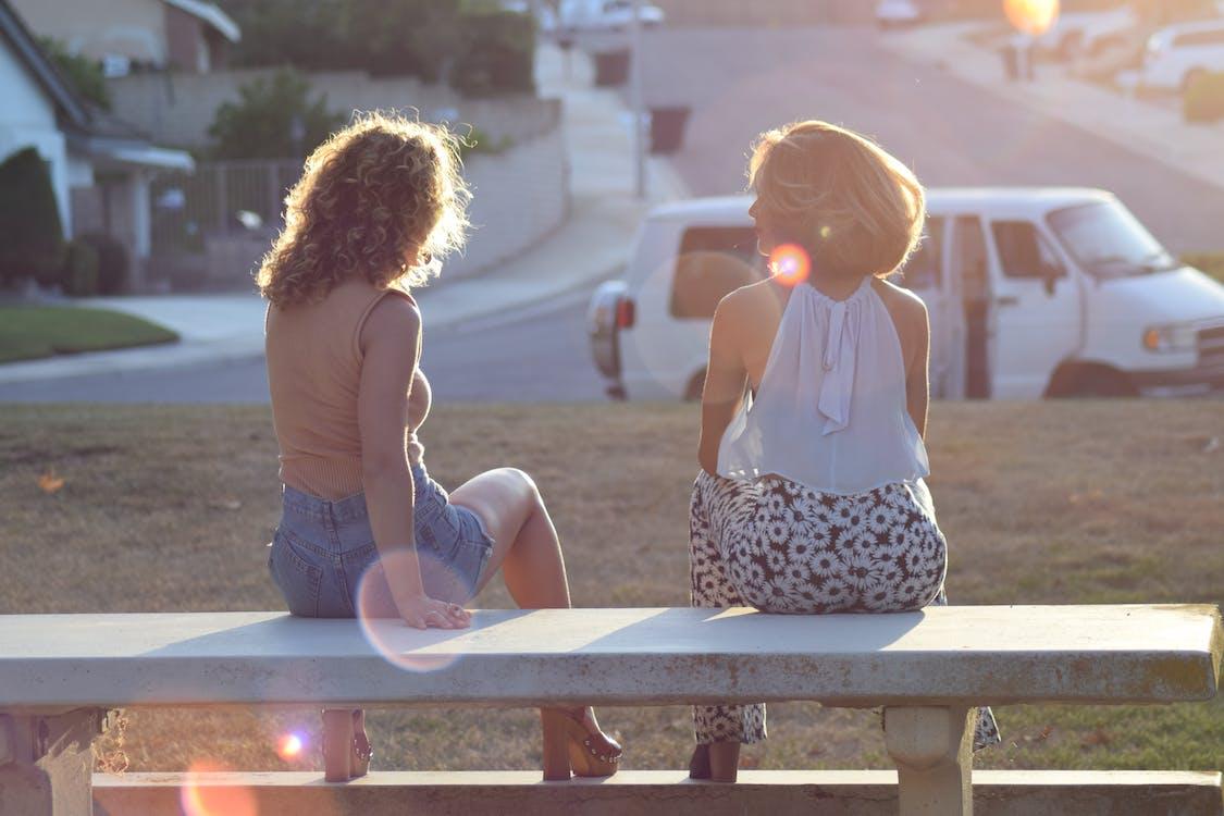 70年代, 太陽の光, 女の子