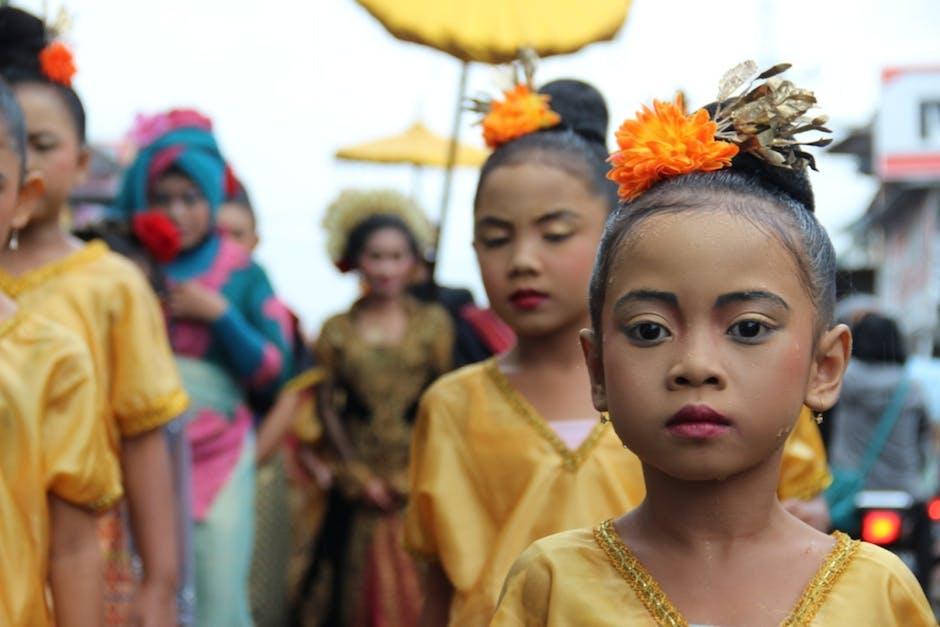 Asian, children, culture