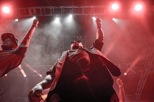 光, 性能, 聚光燈, 舞台 的 免费素材照片