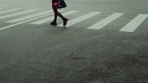 Foto stok gratis aspal, berjalan, bimbingan