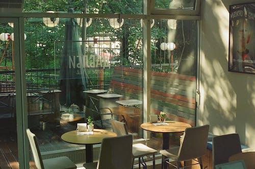 Kostenloses Stock Foto zu 35mm, bistro, cafeteria, drinnen