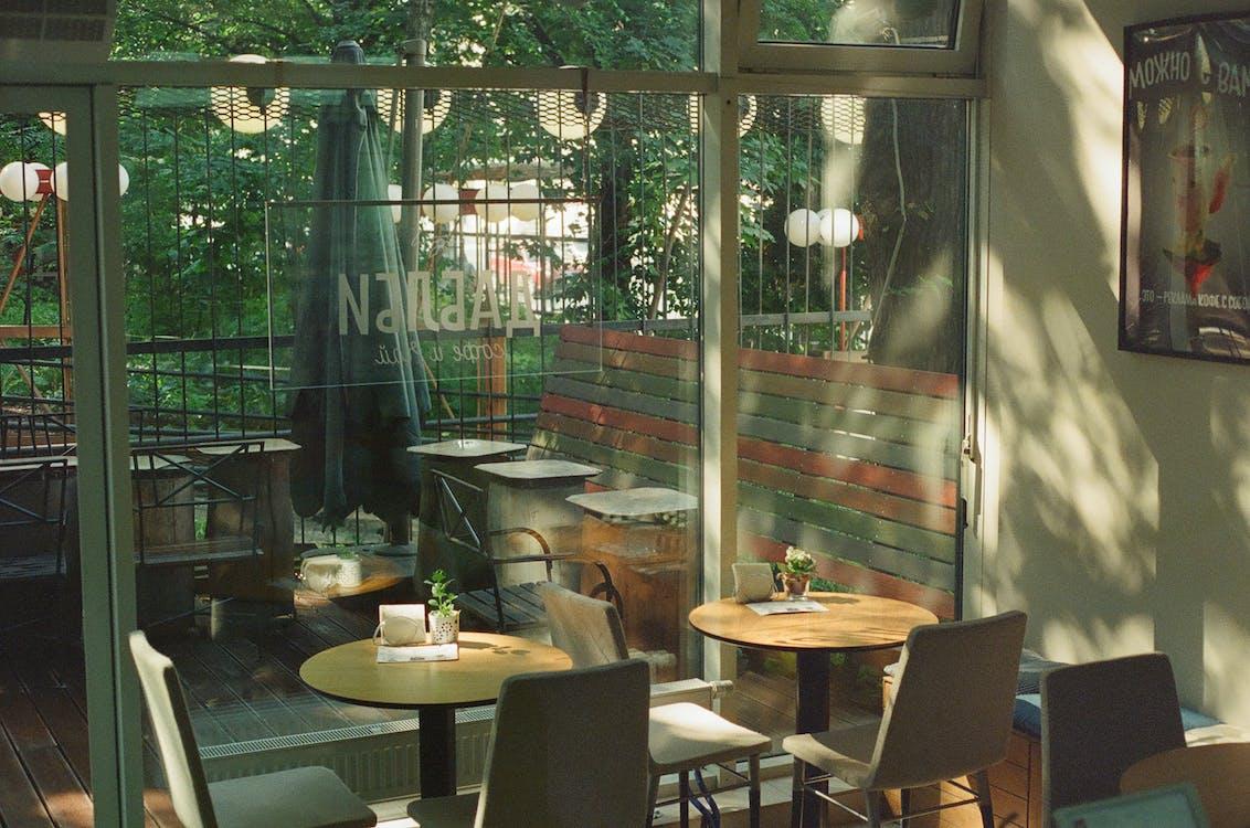 35mm, 내부, 레스토랑