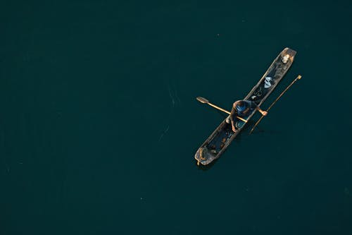 Free stock photo of boat, coins, collector, dailywork