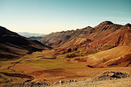 Imagine de stoc gratuită din arid, cer, eroziune, geologie