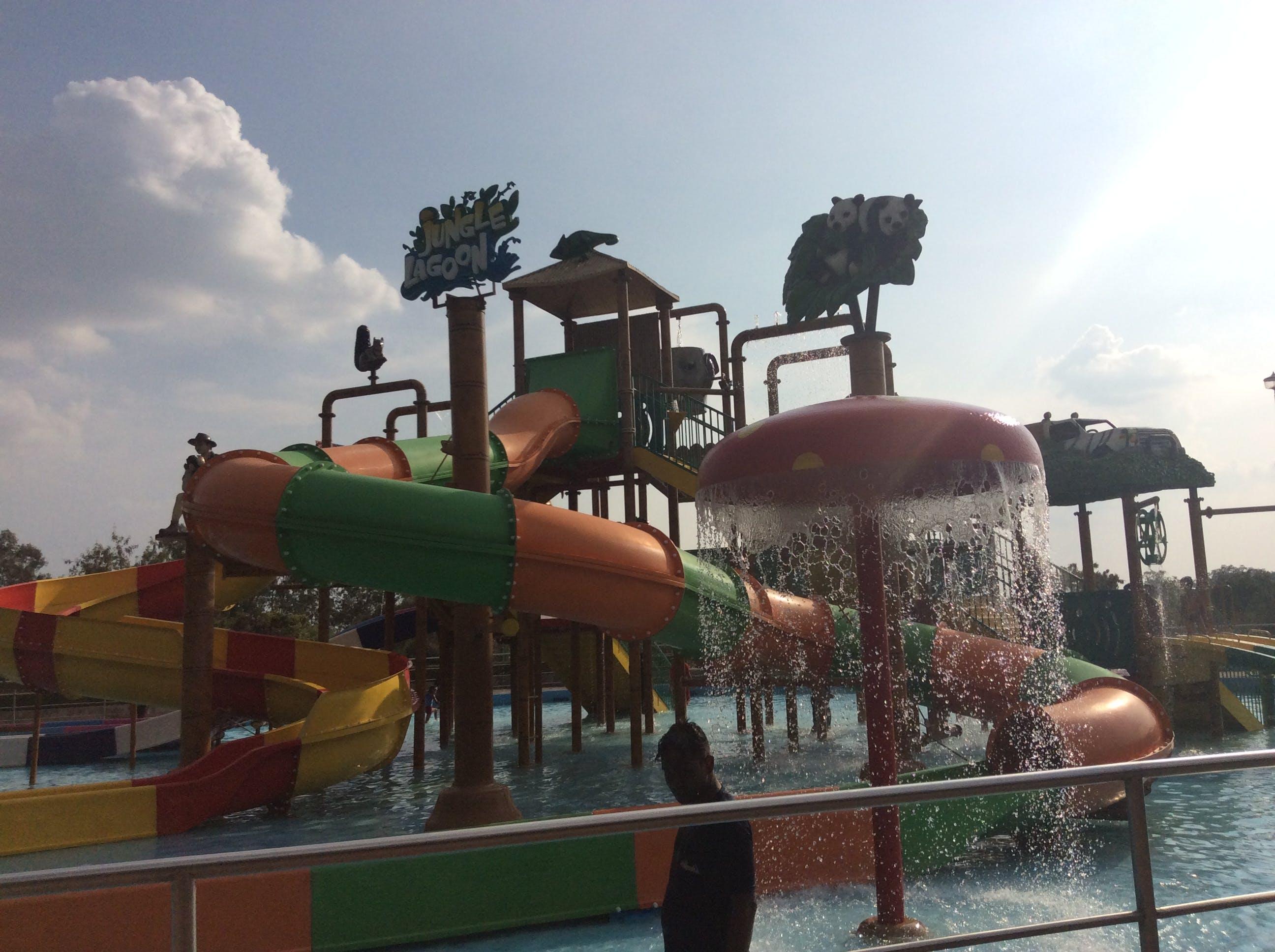 Free stock photo of waterpark, Wonderla