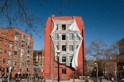 Ilmainen kuvapankkikuva tunnisteilla arkkitehdin suunnitelma, graffiti, Kanada, rakennuksen grafittia