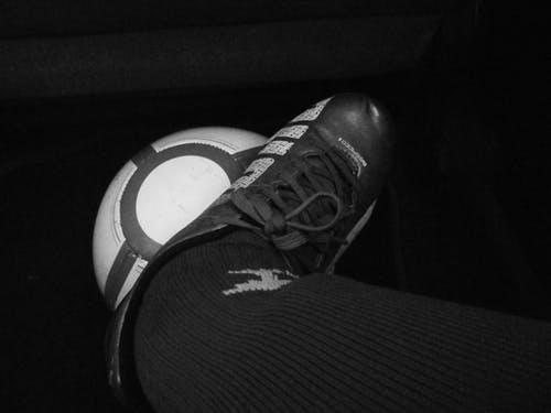 Free stock photo of boots, game on, soccer