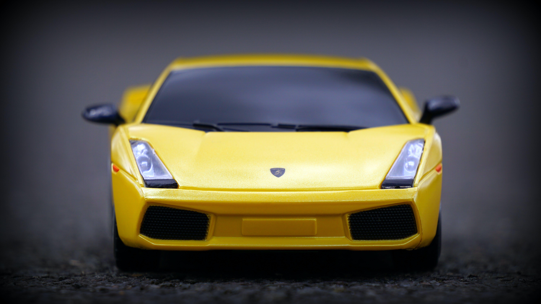 car, headlights, Lamborghini