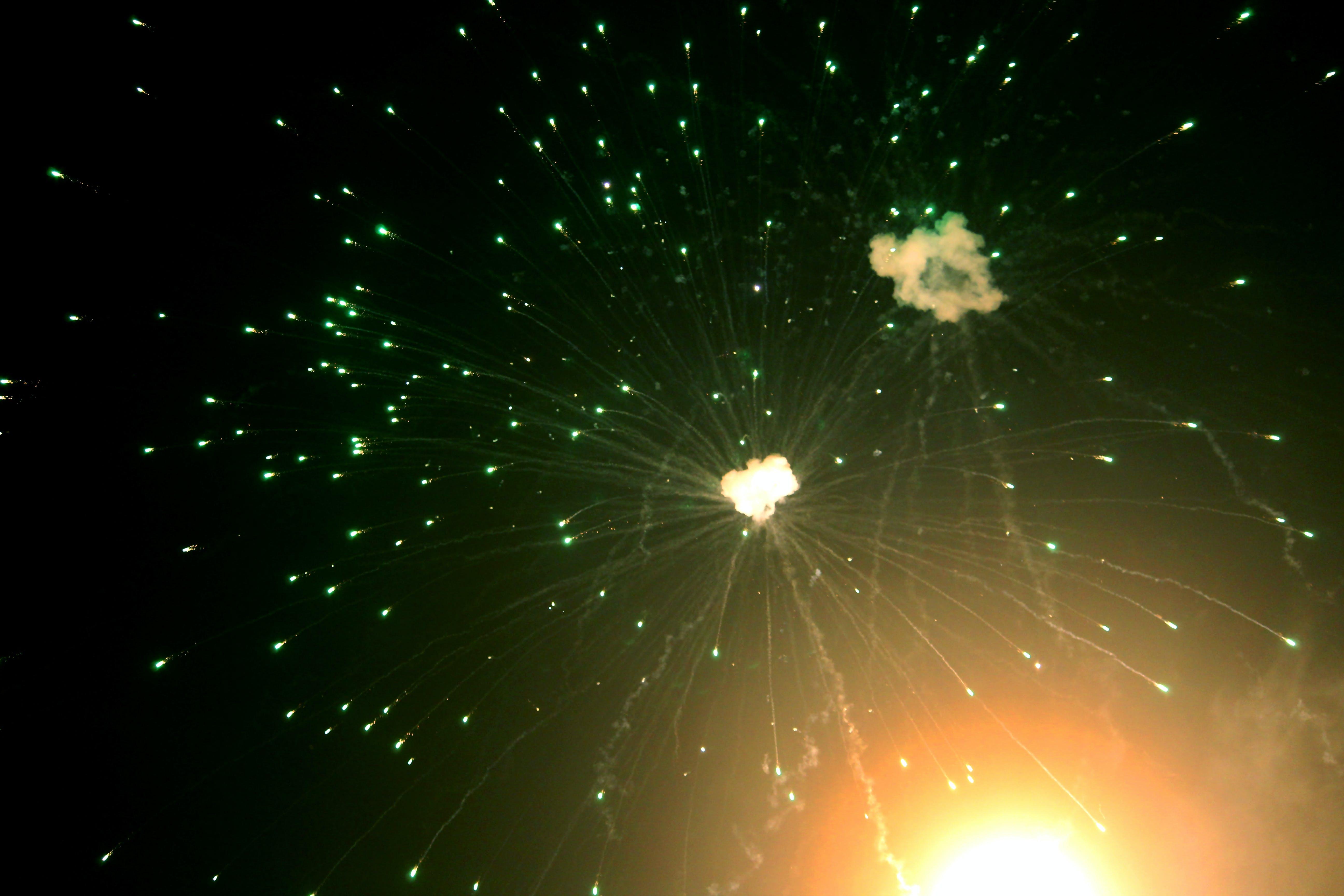 Free stock photo of entertainment, festival, fireworks, program