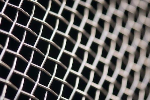 Gratis arkivbilde med gitter, makro, netting