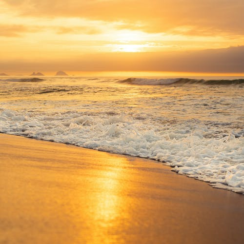 Photos gratuites de accident, aube, bord de mer