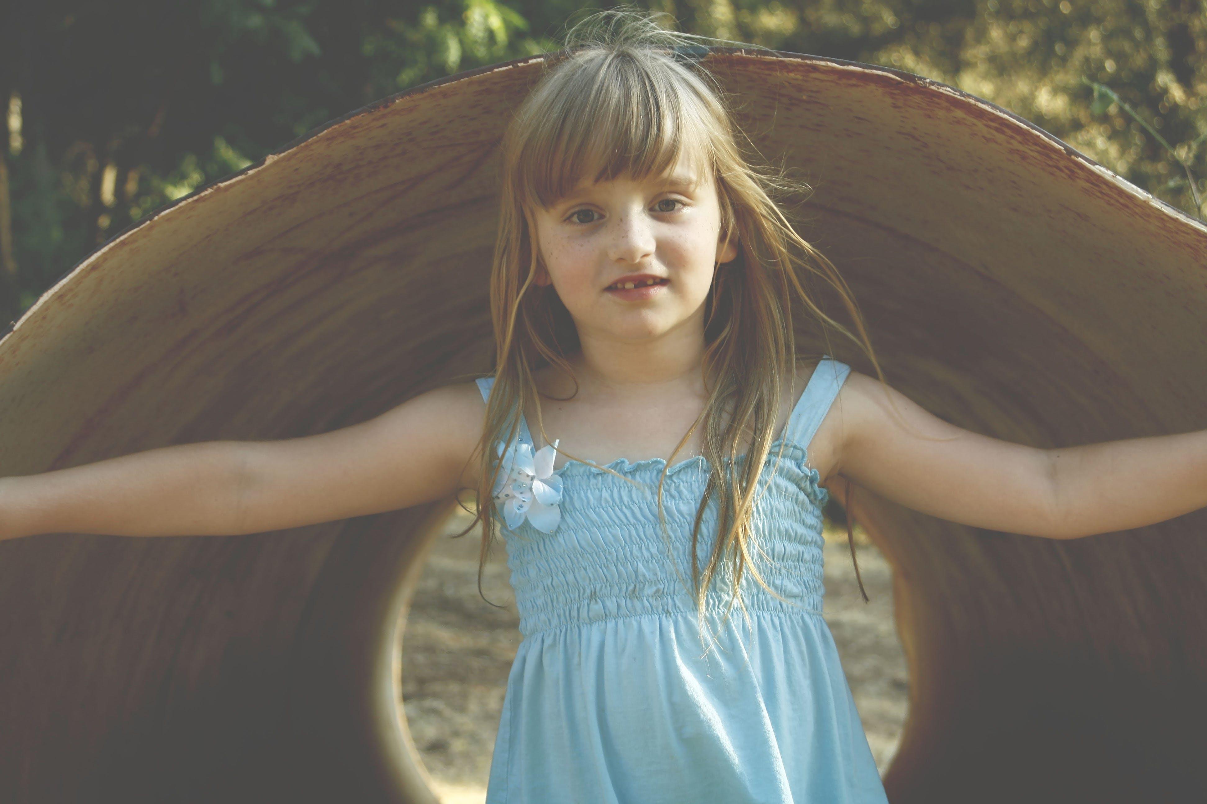 Gratis lagerfoto af barn, blond, dagslys, folk