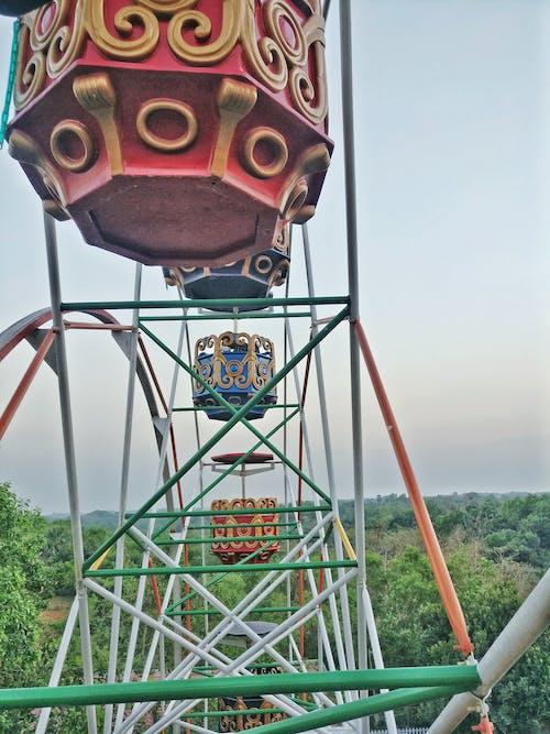Free stock photo of amaze park, children park, marry go round