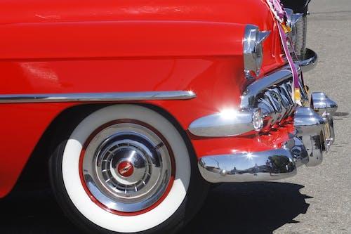 Darmowe zdjęcie z galerii z czerwony, samochód