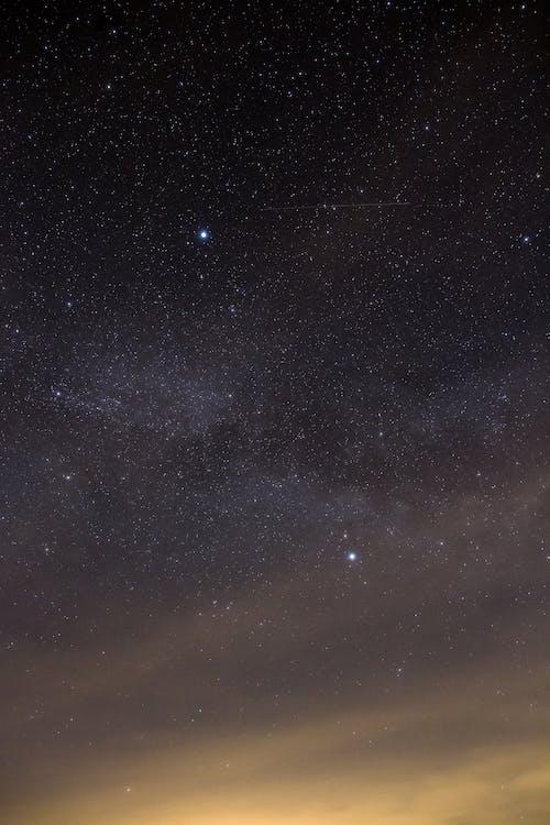 갤럭시, 거대한, 구름, 달의 무료 스톡 사진