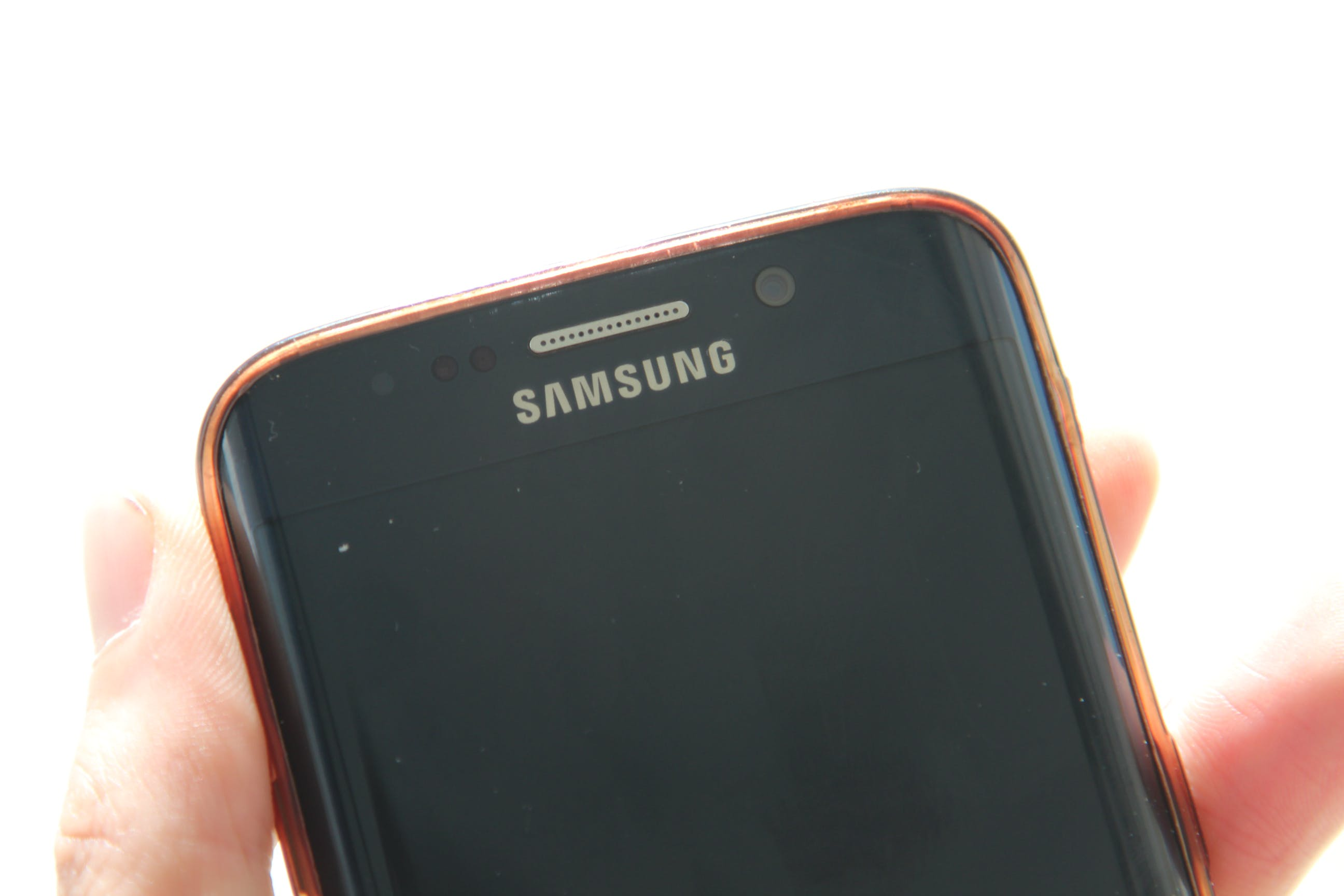 Free stock photo of phone, Samsung Galaxy S6 Edge Plus