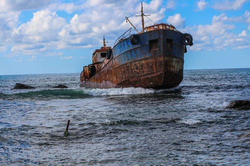 Gratis stockfoto met daglicht, golven, h2o, hemel