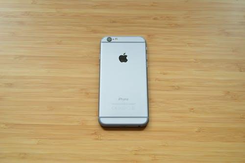 Základová fotografie zdarma na téma apple, dřevo, iphone, iphone 6