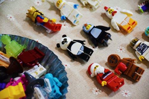 Immagine gratuita di animale, babbo natale, colorato, giocattolo per bambini