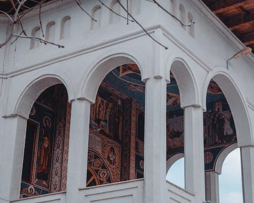 Foto d'estoc gratuïta de arc, arquitectura, art, edifici
