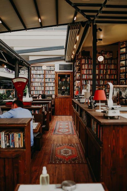 Foto profissional grátis de Antiguidade, arquitetura, biblioteca