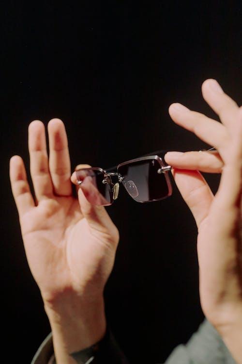 Immagine gratuita di avvicinamento, bicchiere, girato in studio