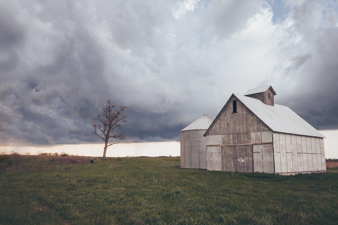 αγροικία, αγρόκτημα, γήπεδο