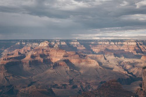 Nature Photography Of Mountains and Canyons